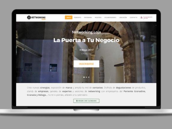 WEB-NetworkingLoja