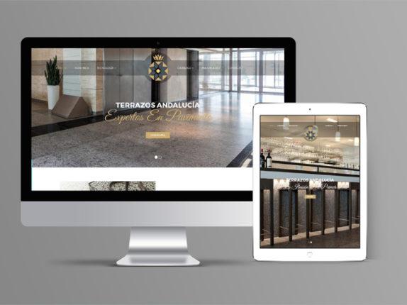 web terrazos